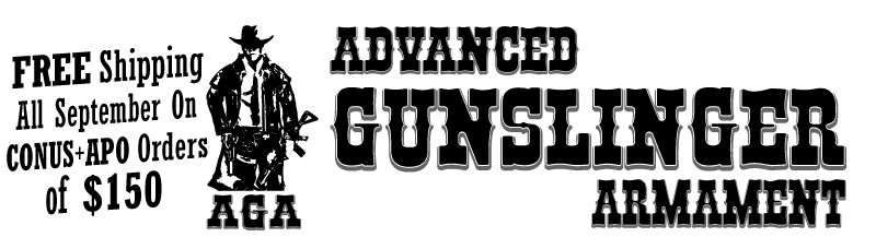 Advanced Gunslinger Armament
